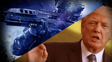 Trump Points (Small) Finger at Video Game Executives for Real World Violence