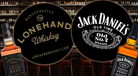 Jack Daniels Claims Lonehand Whiskey is Stealing its Look