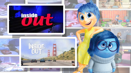 "Disney/Pixar Emotionless after Being  Sued Again for Stealing ""Inside Out"""