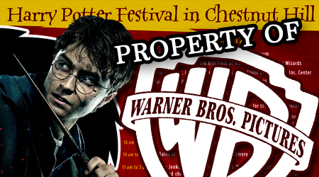 "Warner Brothers Shutting Down ""Harry Potter"" Fan Events"