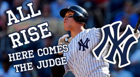"""Yankees Fan Fights with Aaron Judge Over """"All Rise"""" Trademark"""