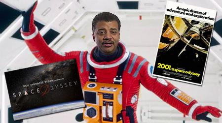 """2001: A Space Odyssey""Launches TM Battle with Neil deGrasse Tyson's New Video Game"