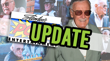 Stan Lee Drops Billion Dollar Lawsuit Against POW! Entertainment