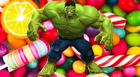 "Marvel Doesn't Think ""Candy Hulk"" Trademark is Too Sweet"