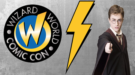 "Wizard World Cons Oppose Harry Potter ""Wizarding World"" Trademark"
