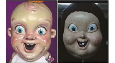 """King Cake Baby"" Mascot Cries Copyright Infringement over ""Happy Death Day"" Mask"