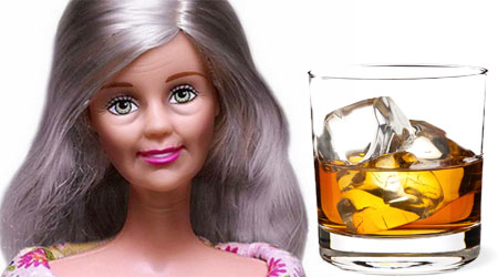 """Old Barbee"" Booze No Shows in Trademark Battle with Mattel's ""Barbie"""
