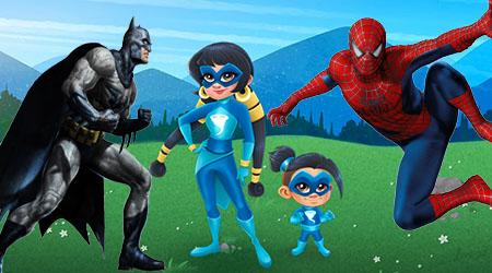 "Marvel and DC Comics Look to Shut Down ""Superhero Summer Camp"""