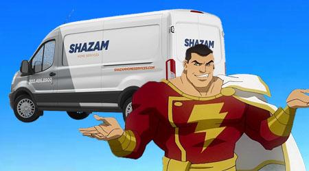 "DC Comics Doesn't Want Anyone Hiring the ""Shazam"" Handyman"