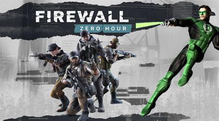 """Firewall Zero Hour"" Game Moves to Cancel DC Comics' ""Zero Hour"" Trademark"
