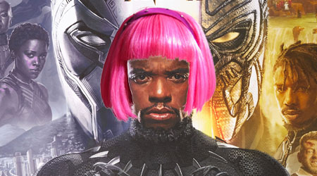 "Marvel Looks to Trim ""Crown of Wakanda"" Wig Trademark"