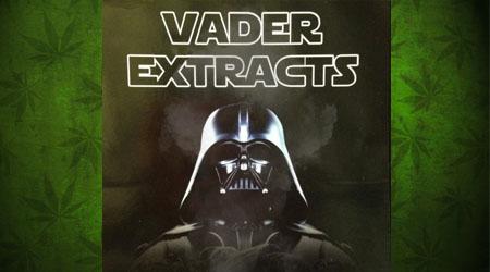 """Disney Not Chill with Marijuana Company's """"Vader Extracts"""""""