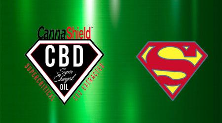 DC Comics Claims CannaShield CBD Oil is Tarnishing its Reputation