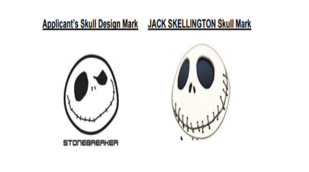 The Nightmare Before the Trademark Office - Disney Fights Jack Skellington Look-a-Like Trademark