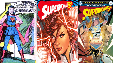"DC Comics Doesn't Think ""Super Woman, Super Lawyer"" is So Super"