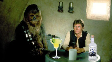 """Lucasfilm Not Taking a Shot of """"Hand Solo"""" Mezcal"""