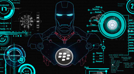 "Marvel Opposes Blackberry's ""Jarvis"" Trademark"