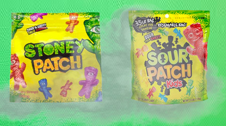 """Sour Patch Kids"" Not Chill with ""Stoney Patch"""