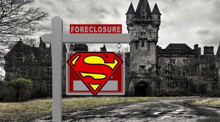 "DC Comics Seeks Foreclosure of ""SuperCondoMan"" Trademark"